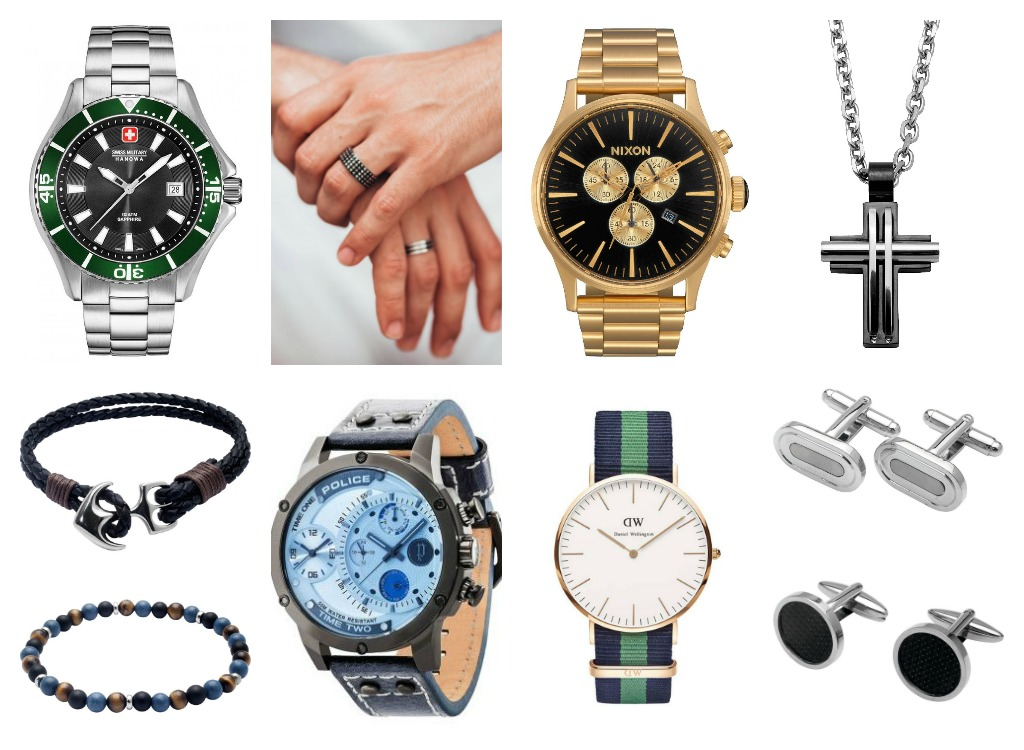 Klokker, armband, smykke, ringar og liknande frå Bjørklund
